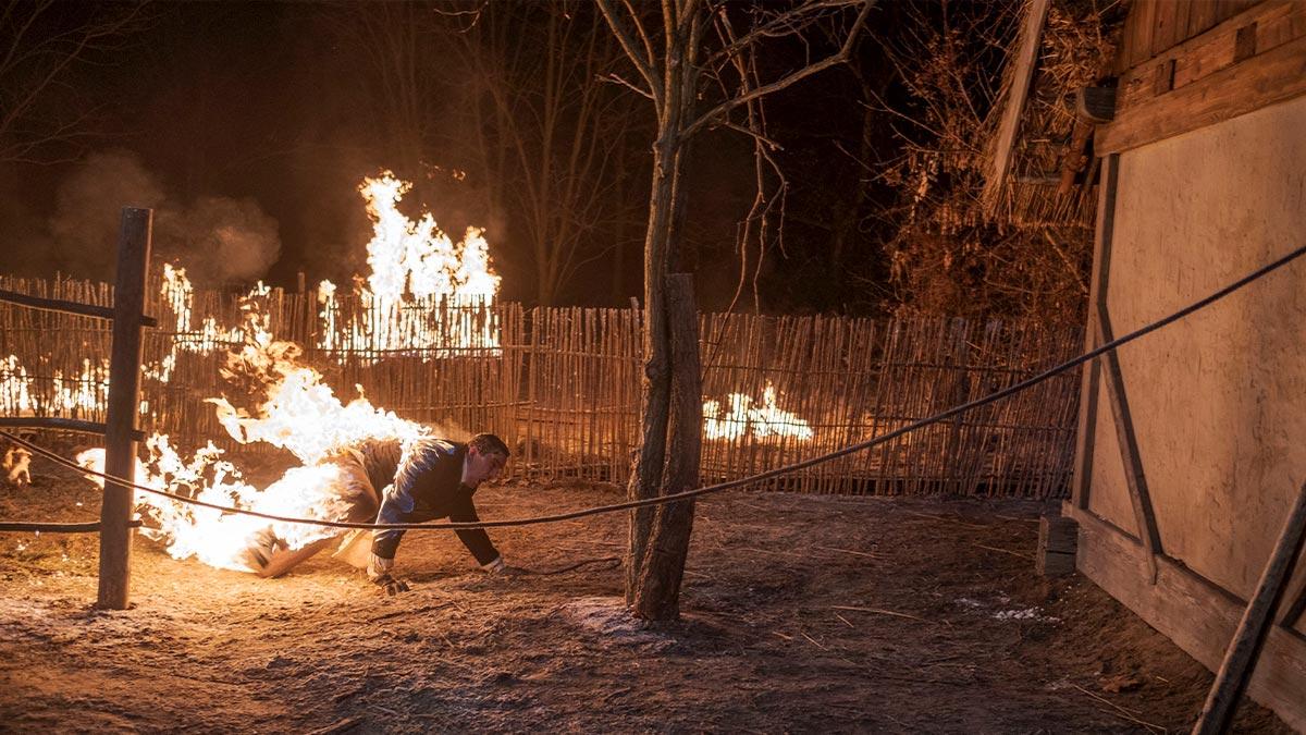 """""""Post Mortem"""": una aterradora película húngara inspirada en la fotografía mortuoria"""